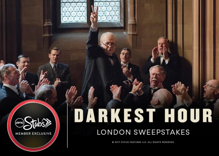Promotional image for Darkest Hour