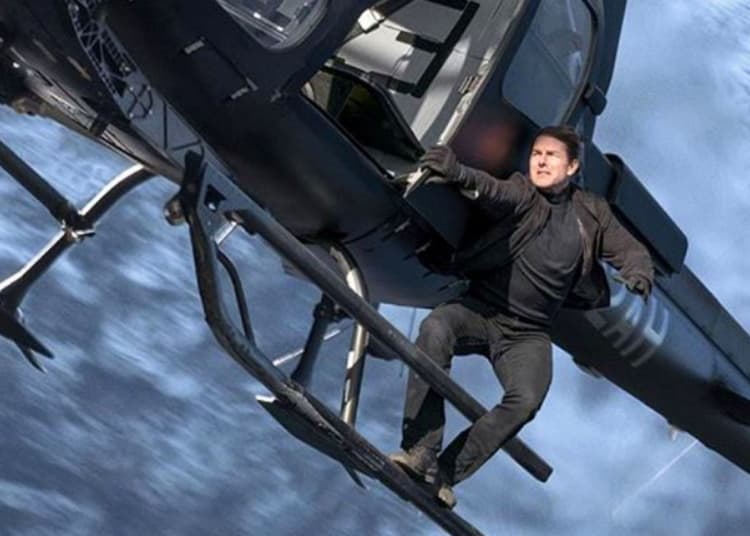 See Mission Impossible: Fallout in IMAX