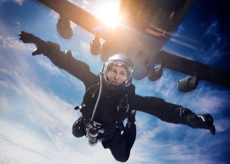 Drama and Death-Defying Stunts