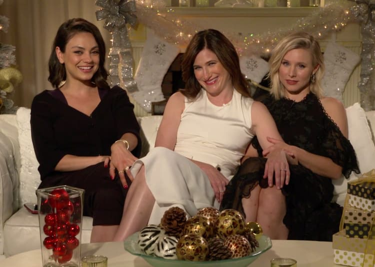 Promotional image for A Bad Moms Christmas