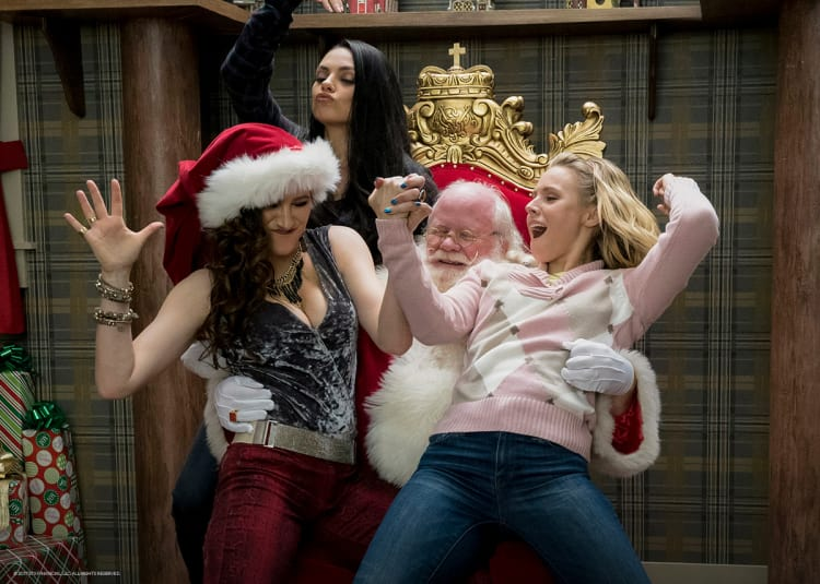 be bad with your besties the bad moms are back for christmas