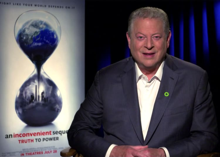 Promotional image for An Inconvenient Sequel: Truth To Power