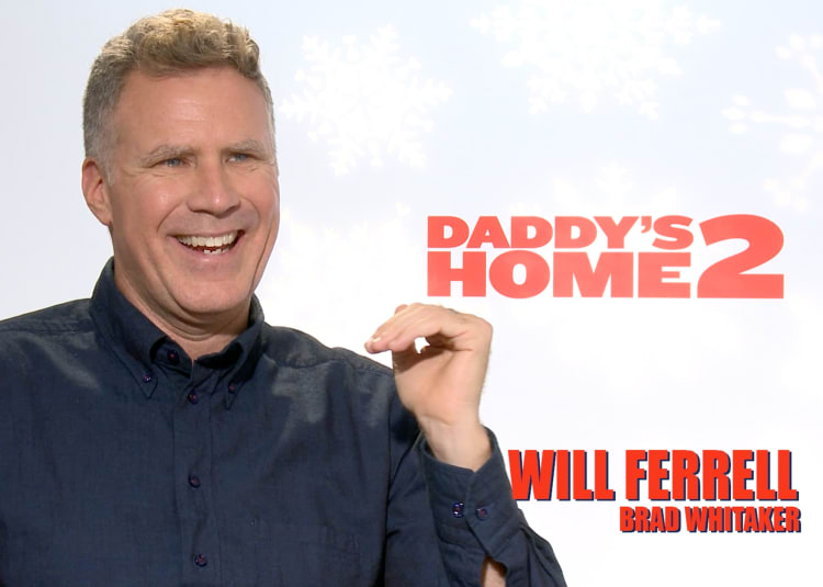 Promotional image for Daddy's Home 2