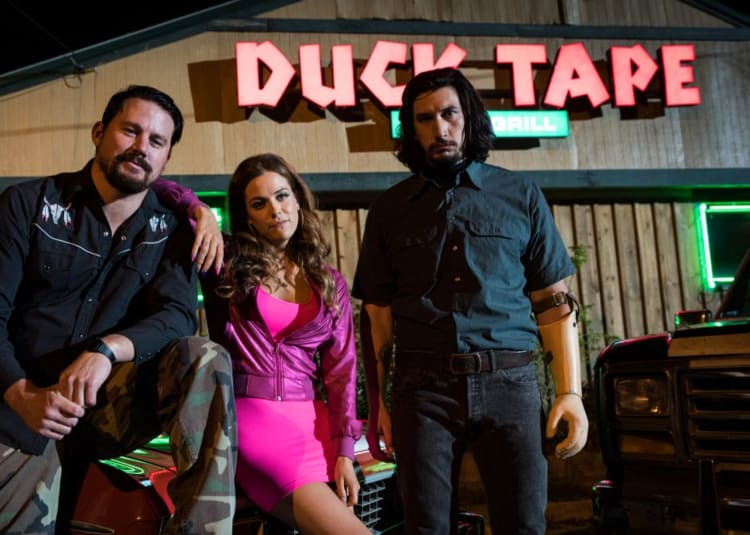 Promotional image for Logan Lucky