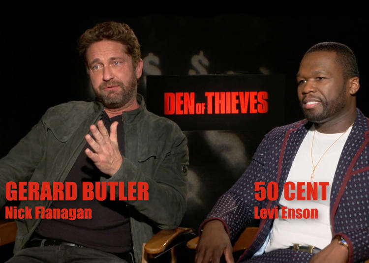 Promotional image for Den Of Thieves