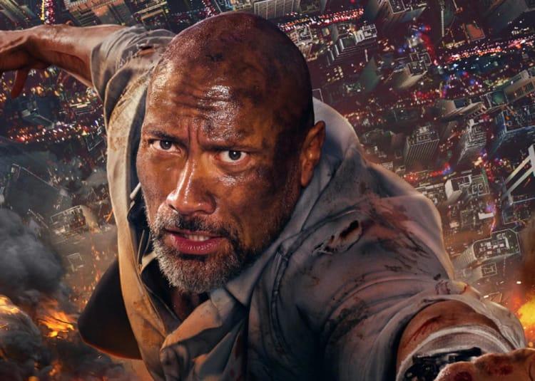 Is 'Skyscraper' The Next Die Hard?!
