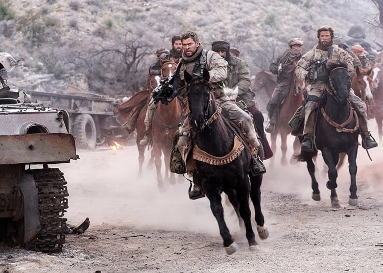 Promotional image for 12 Strong