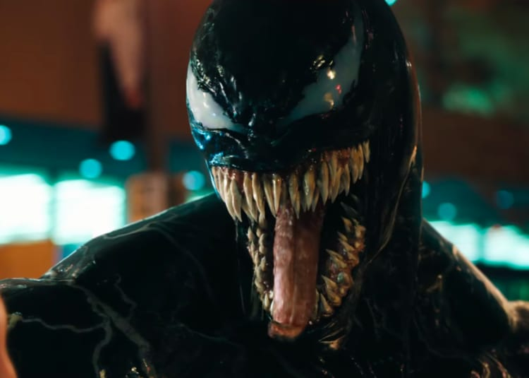 Promotional image for Venom