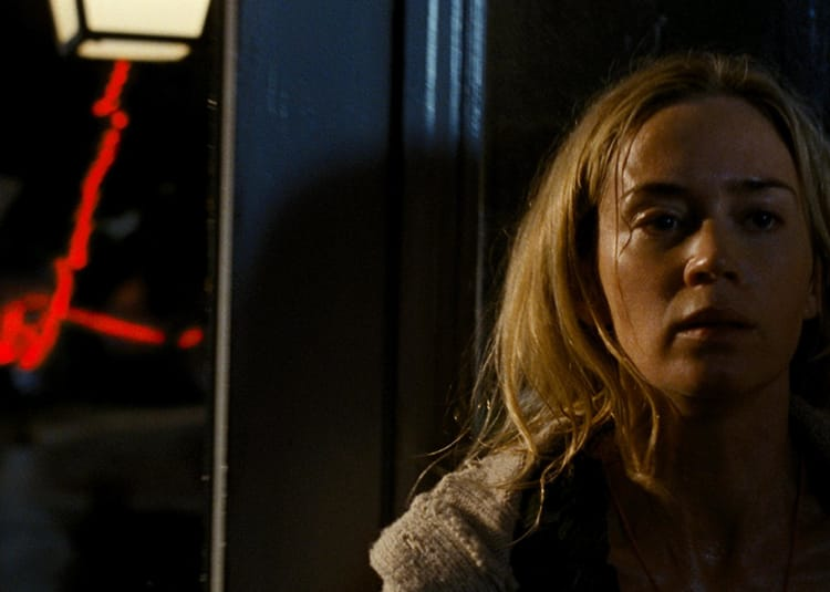 Promotional image for A Quiet Place