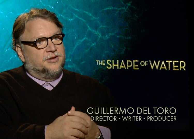 Promotional image for The Shape Of Water
