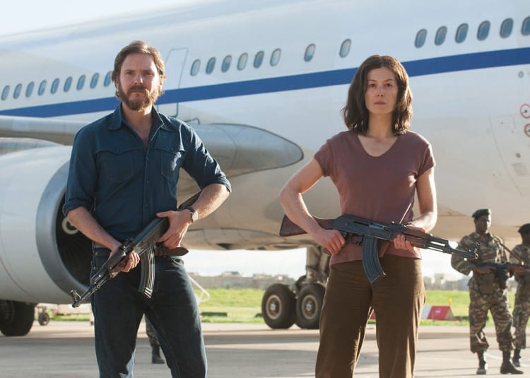 Promotional image for 7 Days in Entebbe