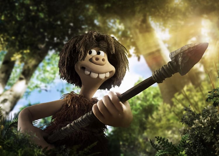 Promotional image for Early Man
