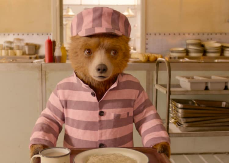Promotional image for Paddington 2
