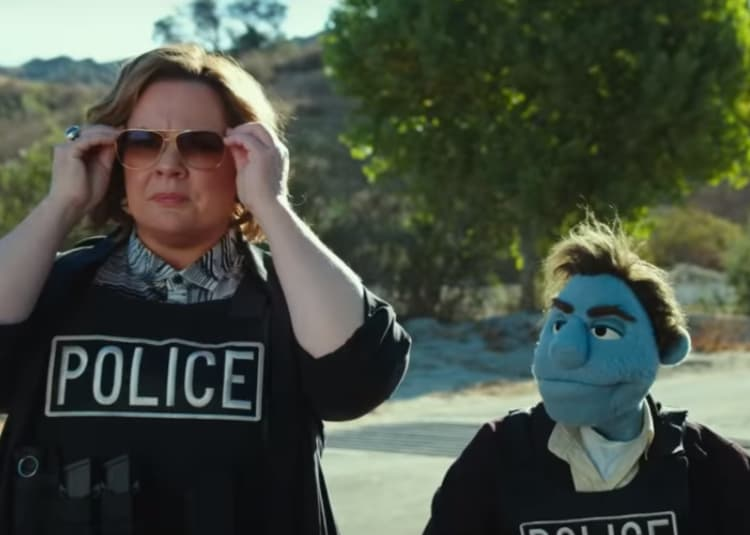 Rated R: 'The Happytime Murders'