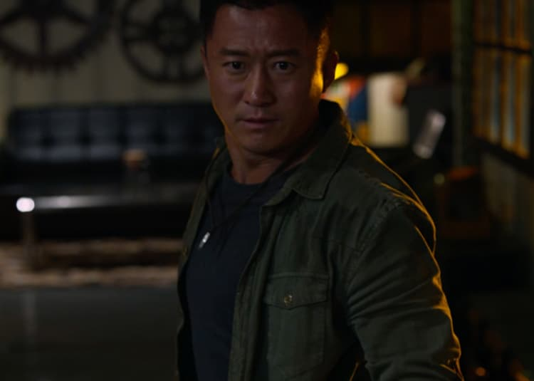 Promotional image for Wolf Warrior 2
