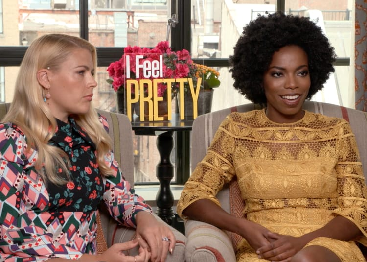 Promotional image for I Feel Pretty
