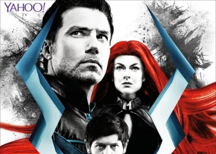 Promotional image for Marvel's Inhumans
