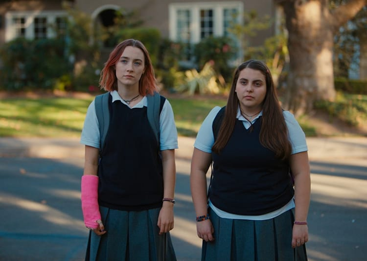 Promotional image for Lady Bird