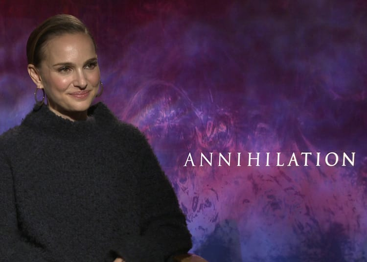 Promotional image for Annihilation