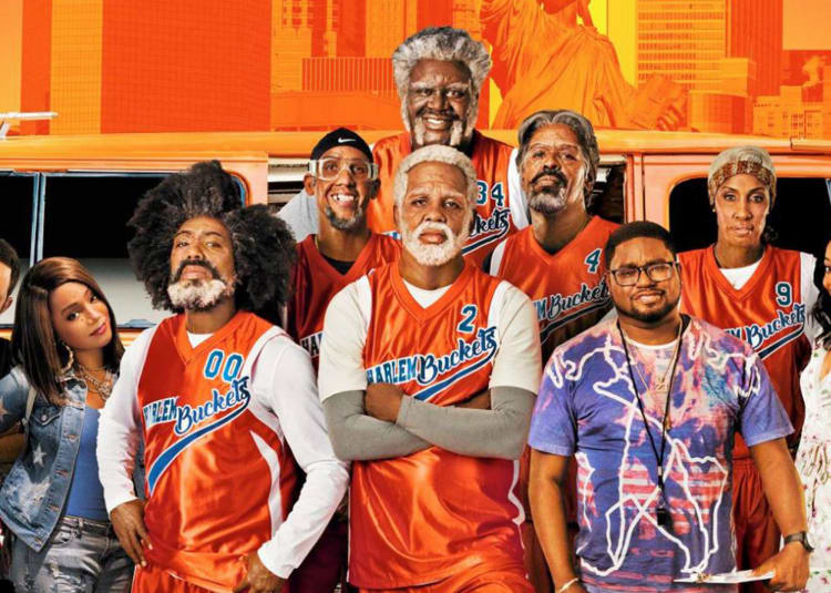 'Uncle Drew' Is A Slam Dunk