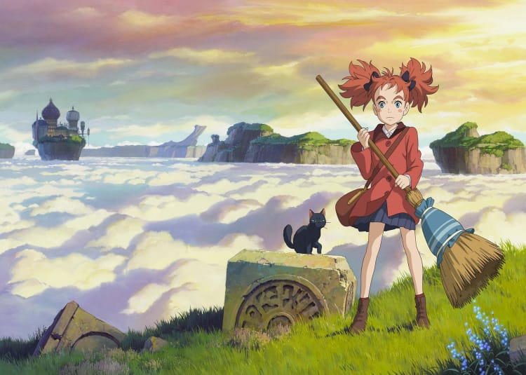 Promotional image for Premiere Event: Mary and the Witch's Flower