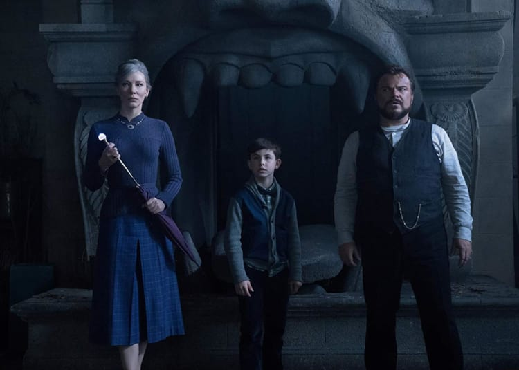 See The House with a Clock in Its Walls in Dolby Cinema