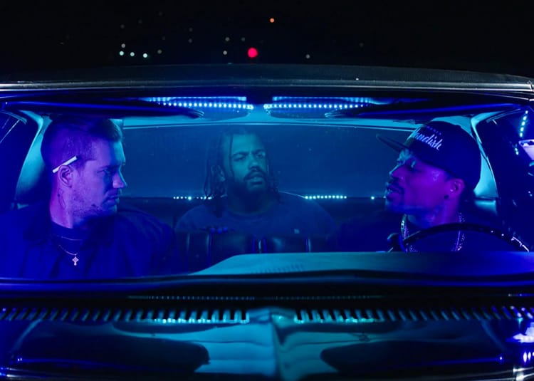 'Blindspotting' A BFF Thriller