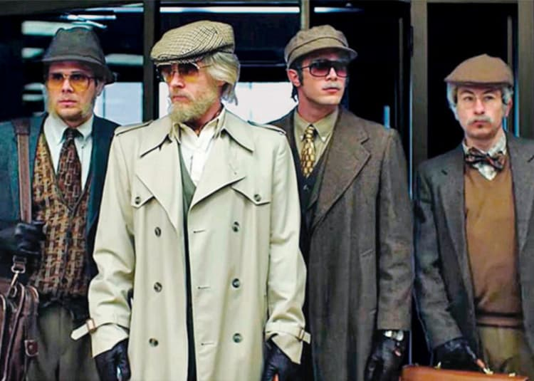 'American Animals' A True Story