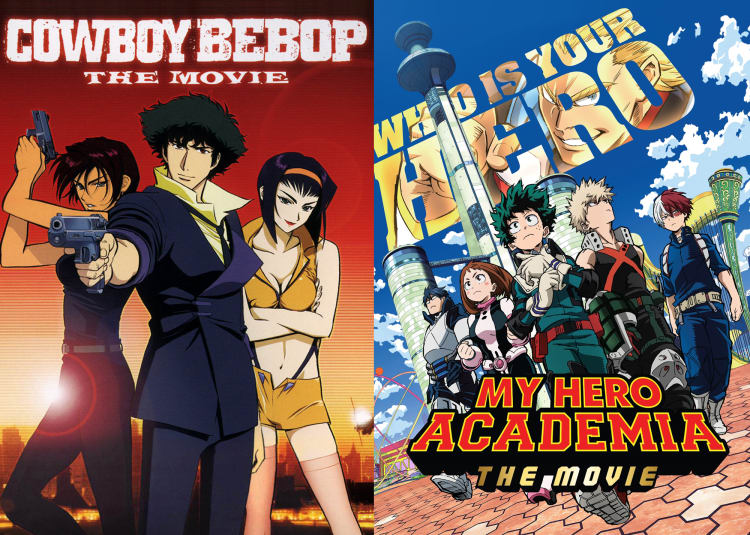 Two Anime Favorites Arrive at AMC
