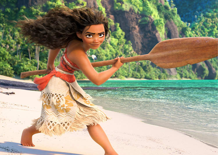 Promotional image for Moana