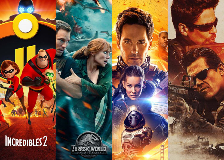 Celebrate the Summer of Sequels at AMC image
