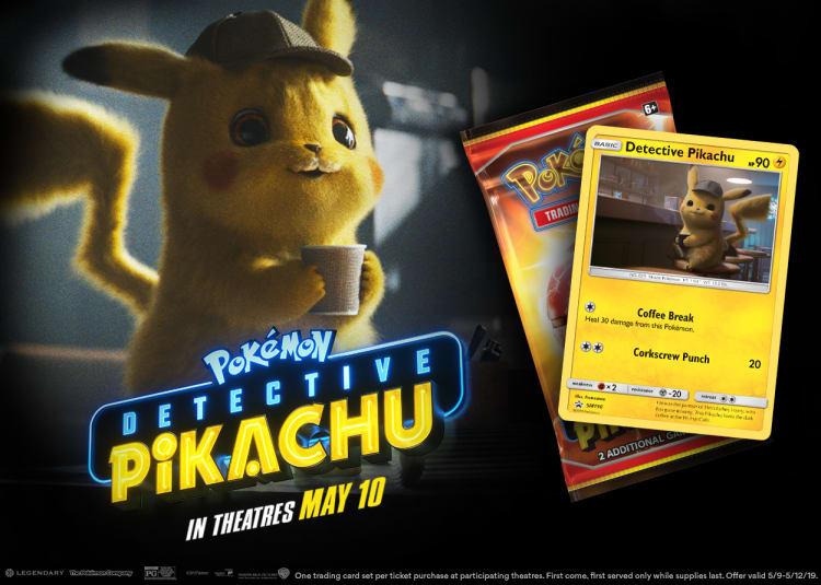 Universe Auto Sales >> Pokemon Detective Pikachu at an AMC Theatre near you