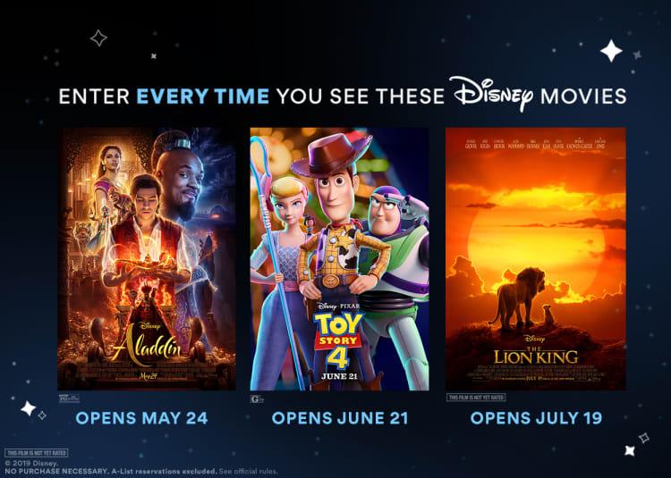 Aladdin at an AMC Theatre near you.