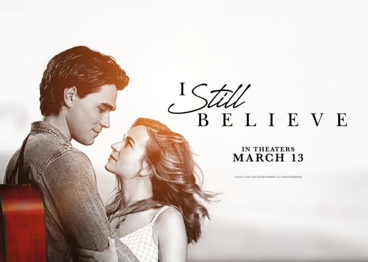 """I Still Believe"" Opens at No. 1 Despite Slow Box Office"