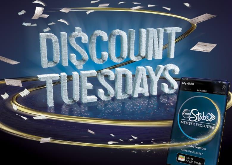 Discount Tuesdays