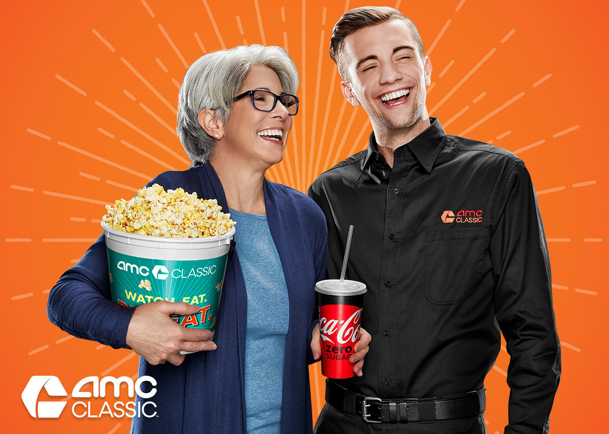 AMC Classic Brand Image