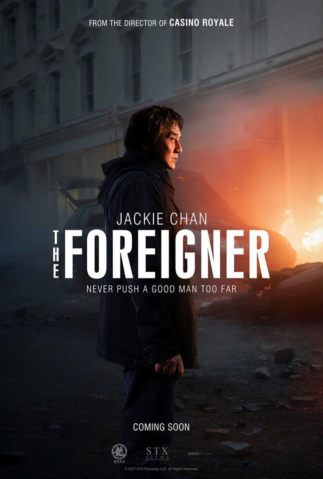 #6 THE FOREIGNER