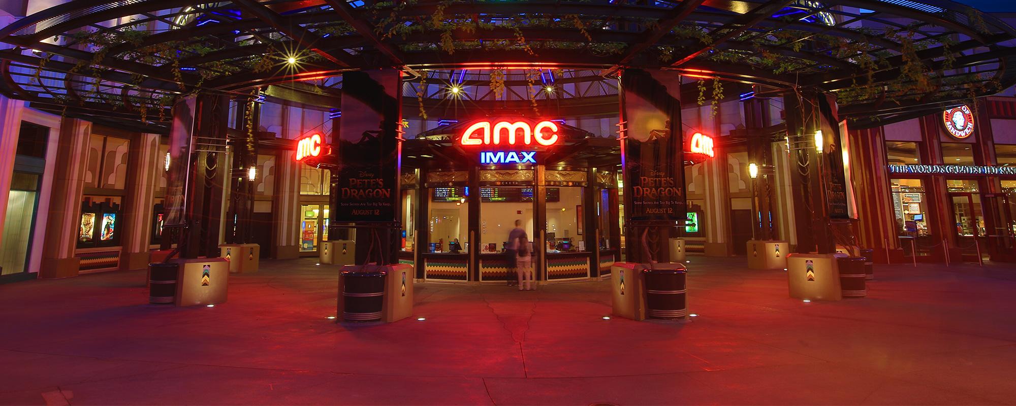 AMC Downtown Disney 12 Has Closed