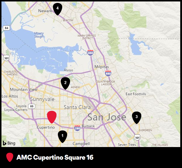 AMC Cupertino Square 16 is Closing