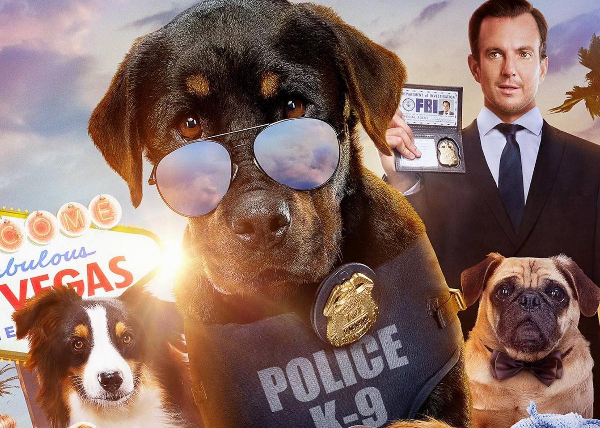 The Barking Cast Behind 'Show Dogs'