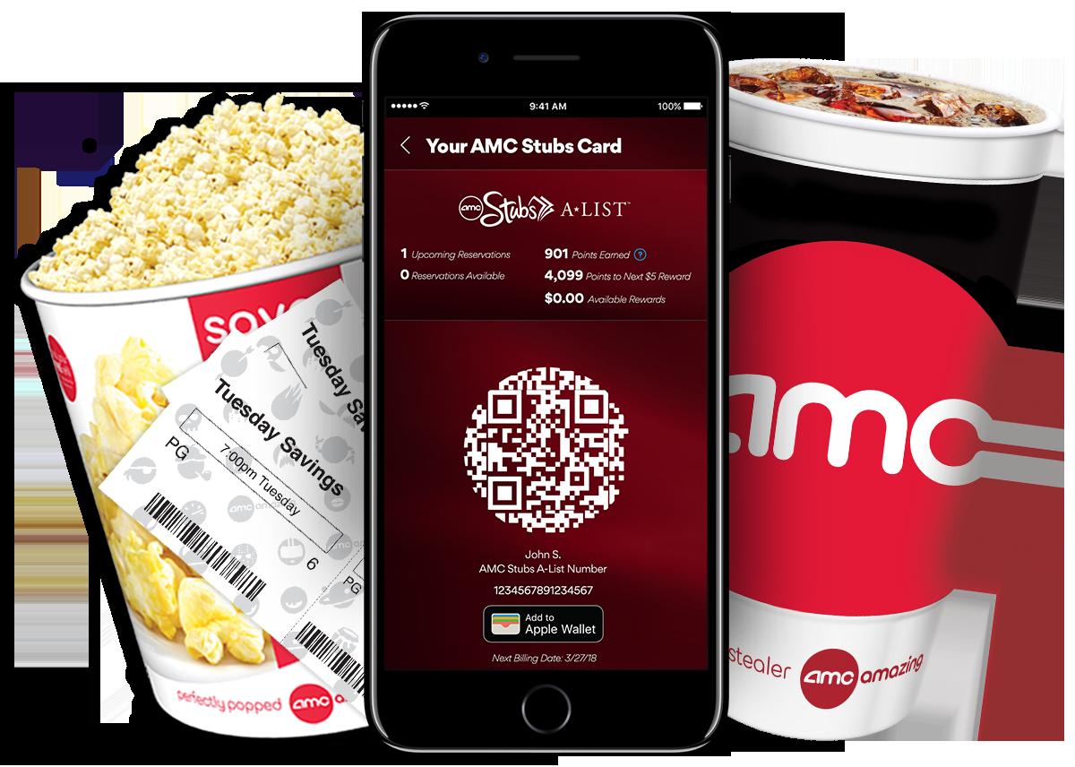 Sinemia vs  MoviePass vs  AMC Stubs A-List vs  Movie Club