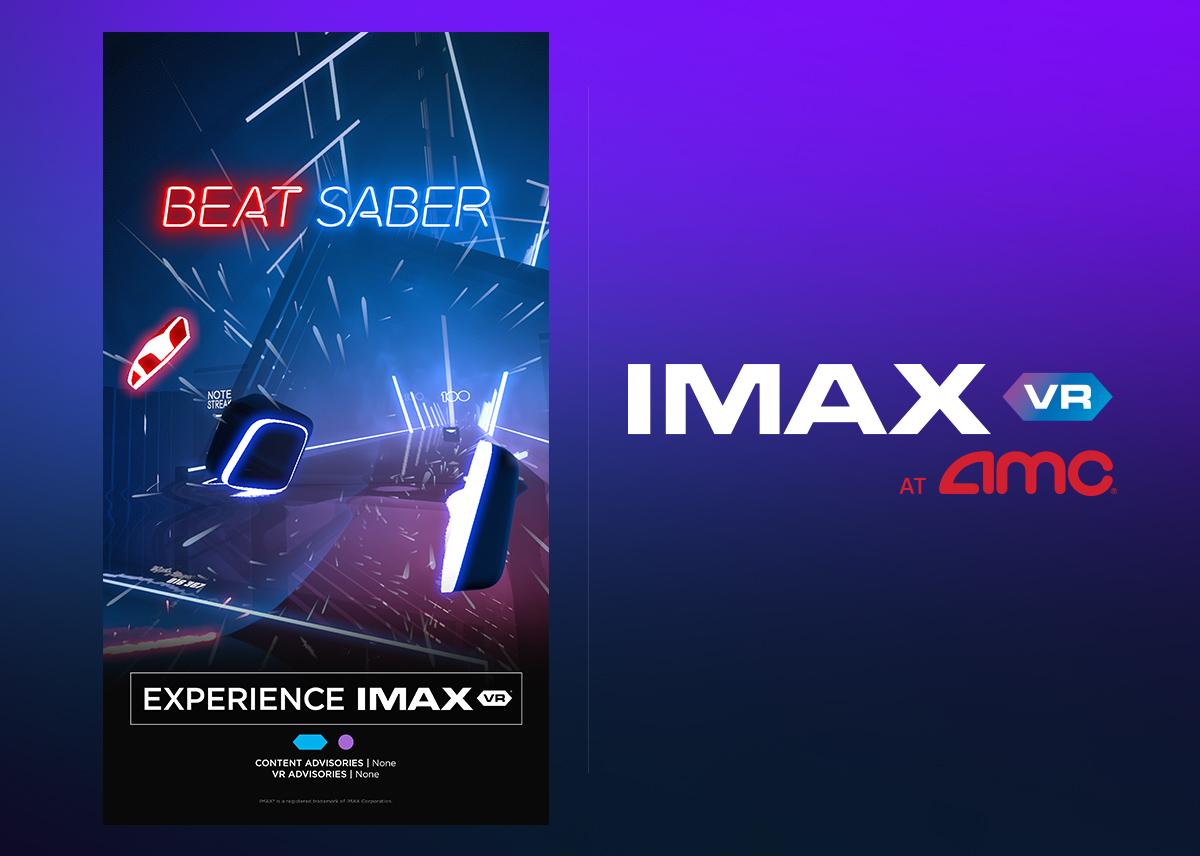IMAX VR At AMC Theatres