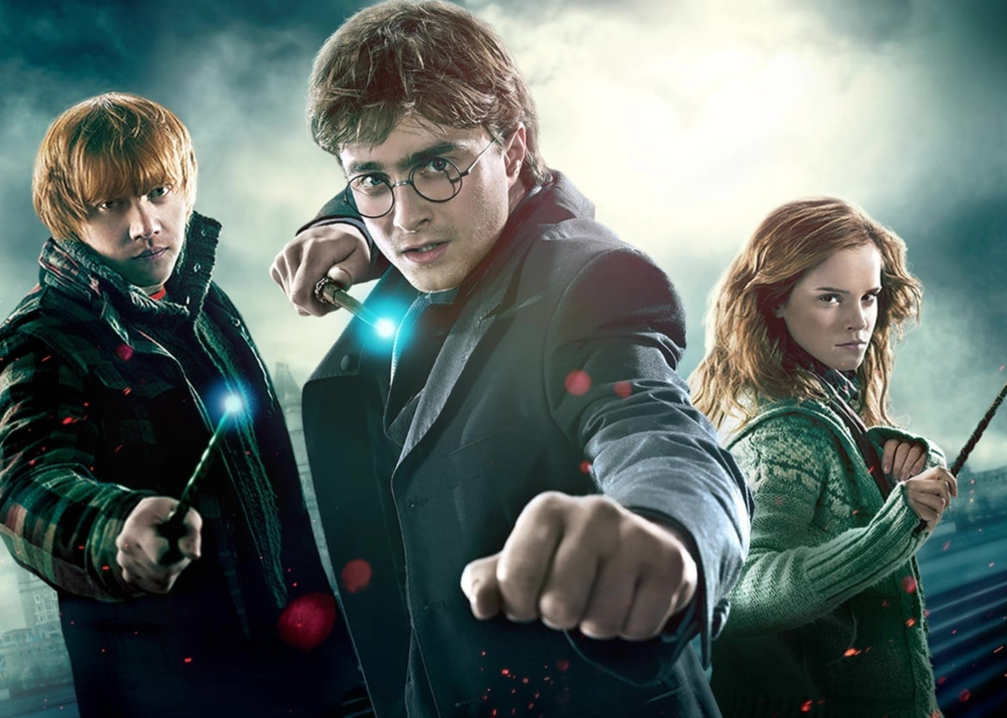 don�t miss the harry potter series at amc
