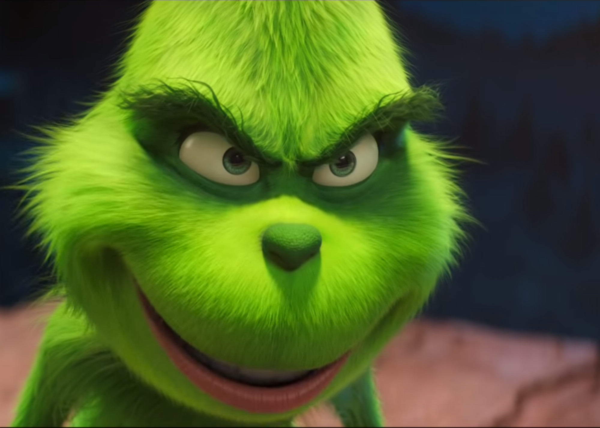 Dr. Seuss\' The Grinch at an AMC Theatre near you
