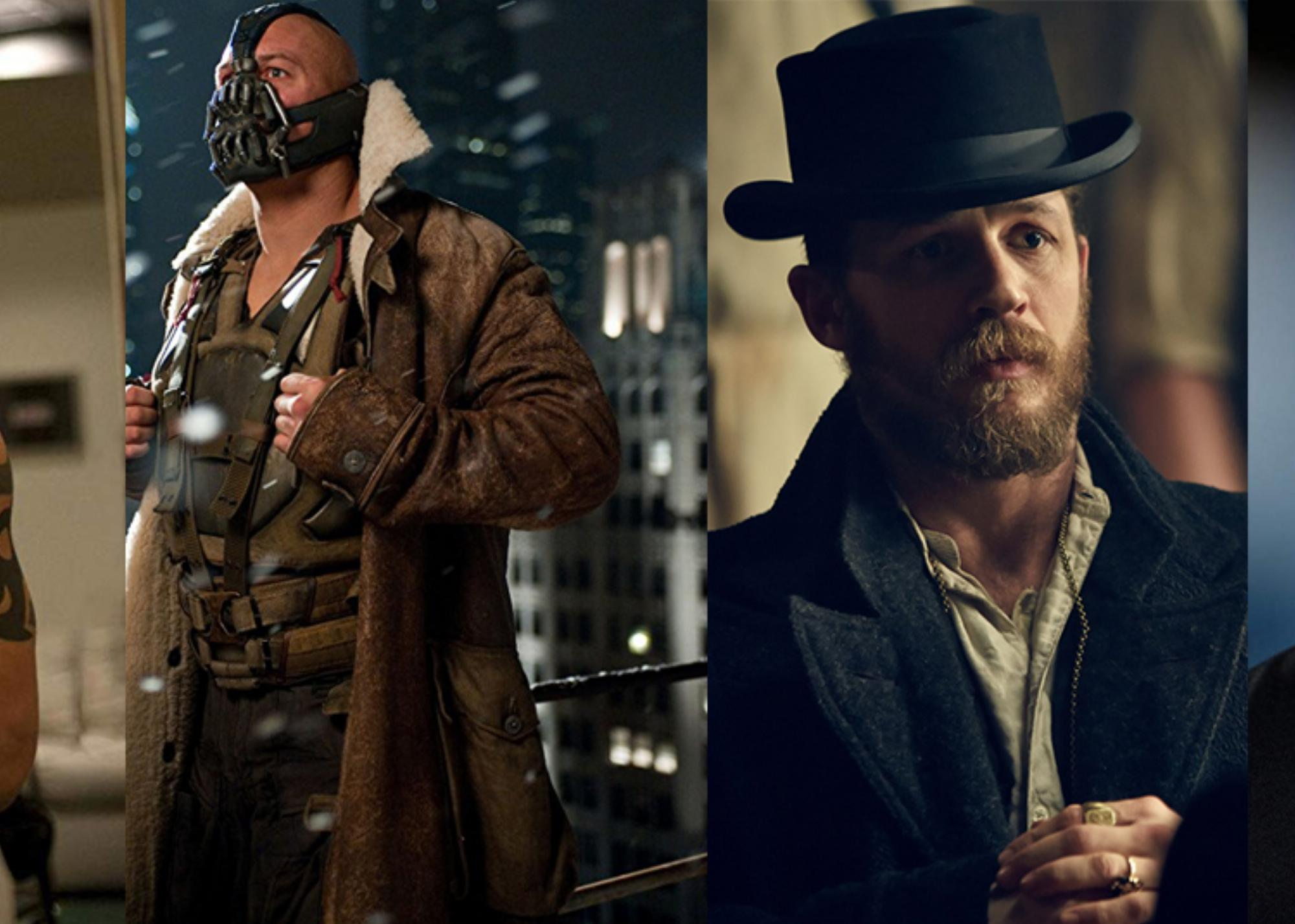 Tom Hardy's Rise To Action Movies