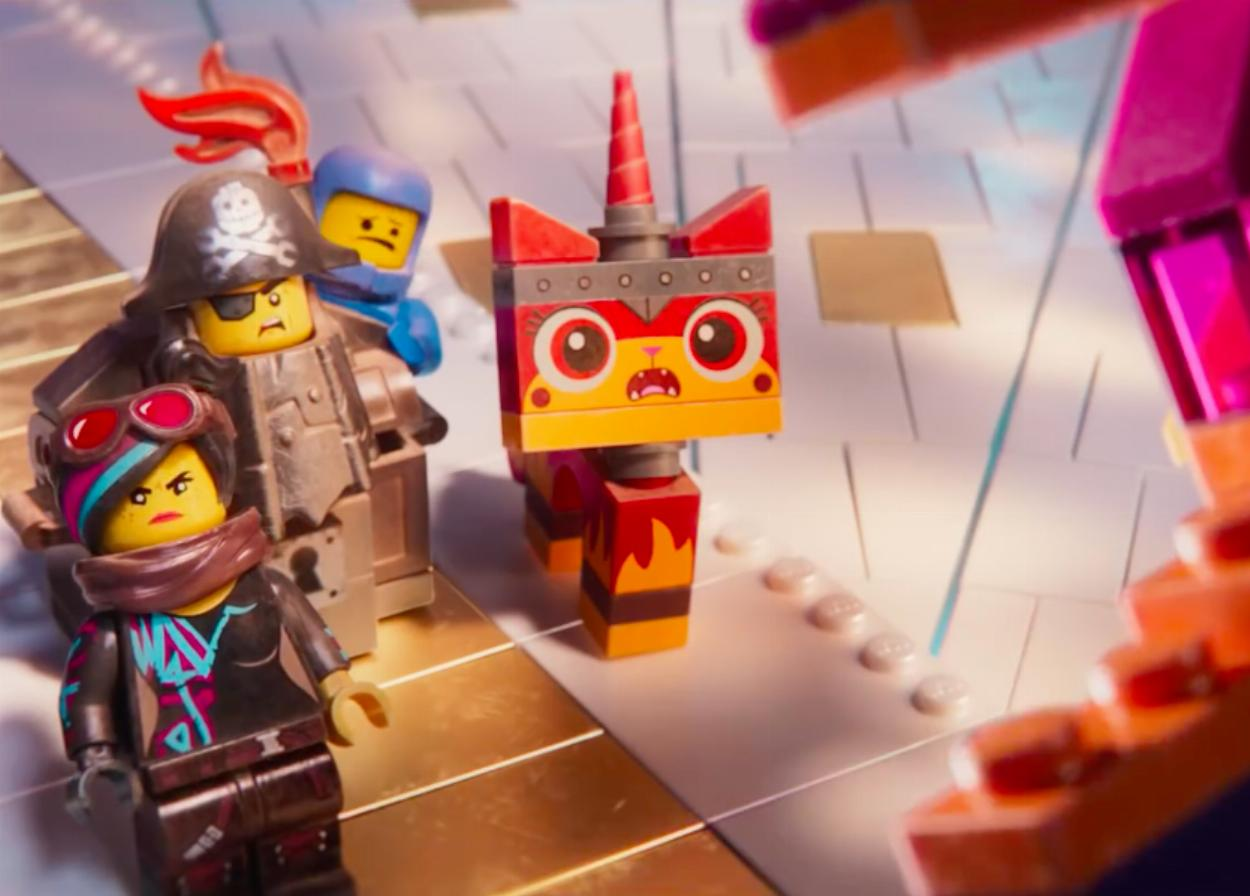 the lego movie 2  who u2019s new