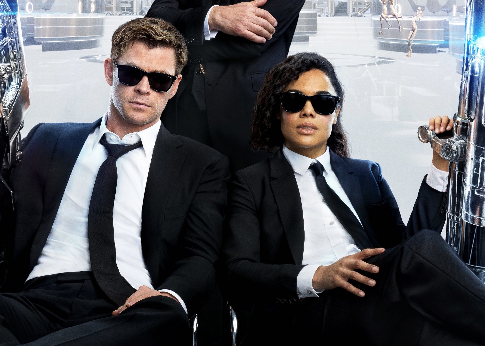 9f220703aed4 Men In Black International at an AMC Theatre near you