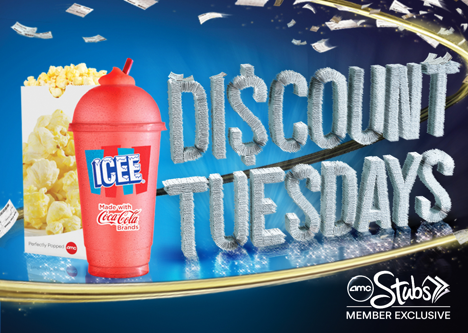 picture regarding Amc Printable Coupons known as Promotions and Specials