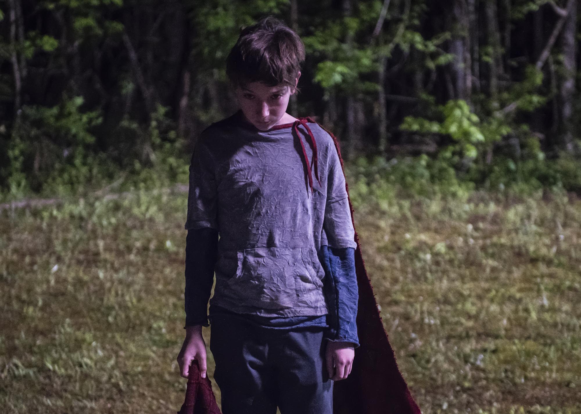 Movie Poster 2019: Brightburn: The Thin Line Between Hero And Villain