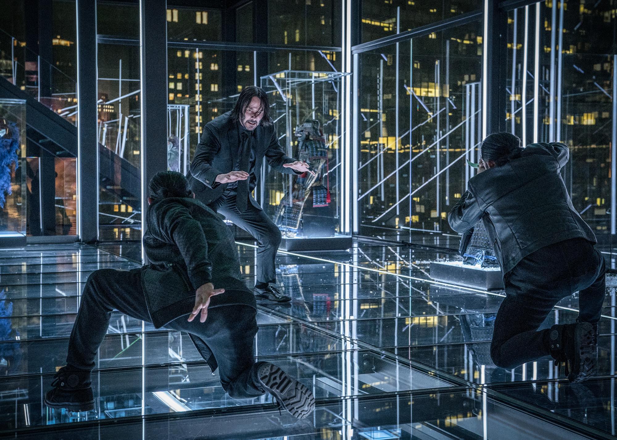 John Wick: Chapter 3 - Parabellum at an AMC Theatre near you